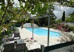 Location vacances Bélaye - Maison de vacances Le Mas des papillons-1
