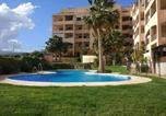 Location vacances Roquetas de Mar - Expoholidays - Albardi Bajo dos dormitorios-1