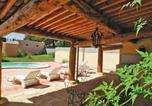 Location vacances Montséret - Montseret Villa Sleeps 6 Pool-1