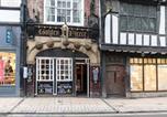 Hôtel York - Golden Fleece York-1