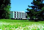 Hôtel Nuremberg - Ramada Nürnberg Parkhotel-1