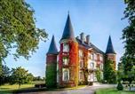 Hôtel Bruz - Château D'Apigné Rennes-1