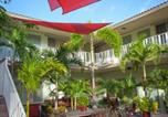 Hôtel Fort Lauderdale - The Big Coconut Guesthouse - Gay Men's Resort-4