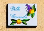 Location vacances Sessa Aurunca - Villa Carmela Capotosto-1