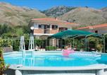 Location vacances Ausonia - La Villa dei Limoni - Villa Panoramic with Pool-1