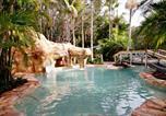 Location vacances Moonee Beach - Diggers Beach Villa at Aanuka Resort-2