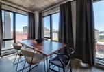 Location vacances Montréal - Executive Two-Bedroom Luxury Old Montreal -Balcony-Parking-4