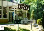 Hôtel Amnéville - Logis Hôtel Orion-4