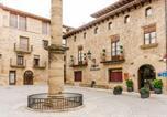 Hôtel Arnes - Hotel Villa de Cretas-2