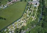 Camping avec Hébergements insolites Hautes-Pyrénées - Camping La Bourie-4