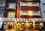 Hôtel Mar del Plata - Hotel Select-1