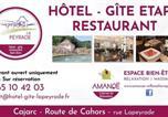 Hôtel Cabrerets - Hotel La Peyrade-4