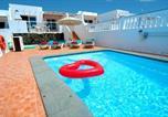 Location vacances Tías - Casa De Salamo Cuatro - Great 2 bedroom family villa - Similar units available for larger groups-1