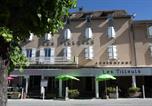Hôtel Saint Martin des Faux - Hôtel Les Tilleuls de Pareloup-1