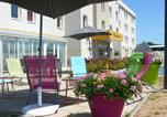Hôtel Val-d'Oise - Première Classe Roissy Survilliers Saint Witz-4