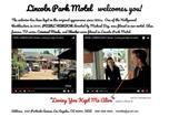 Hôtel Los Angeles - Lincoln Park Motel-3