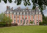 Hôtel Le Pêchereau - Wyndham Halcyon Resort La Souterraine-1