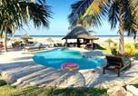 Hôtel Mozambique - Beach Village Backpackers-1