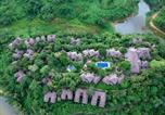 Villages vacances Mae Chan - Katiliya Mountain Resort And Spa-3