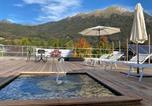 Hôtel Province de Belluno - Sky Garden & Wellness R.-4