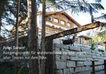 Hôtel Savognin - Hotel Sarain Active Mountain Resort-2