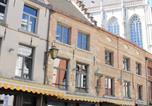 Hôtel Complexe Maison-Ateliers-Musée Plantin-Moretus  - B&B Kamers aan de kathedraal 10-3
