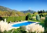 Location vacances Escorca - Selva Villa Sleeps 6 Pool Air Con Wifi-1