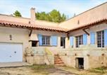 Location vacances Théziers - Nice home in Fournès w/ Wifi and 3 Bedrooms-1