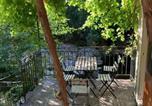 Location vacances Pourcharesses - Maison les pieds dans l'eau-4