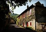 Location vacances Rennes-sur-Loue - Casa Antolià - Charming Winery House from 1765 in Nature Reserve-1