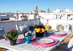 Location vacances Jerez de la Frontera - Casa Sol Midtown Surthy Apartments-1