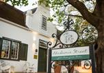 Hôtel Franschhoek - Akademie Street Boutique Hotel And Guesthouses-2