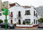 Hôtel Lima - Lima White House-4