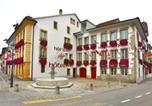 Hôtel Delley-Portalban - Hôtel du Port-1