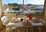 Location vacances  Vendée - Appartement Corniche D'or HI040-034-1