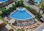 Hôtel Blanes - Hotel Acapulco-4
