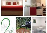Location vacances Cadarcet - Studio au Coeur du Village avec terrasse et parking proche de Pamiers-1