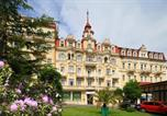 Hôtel Mariánske Lázne - Hotel Fontana-1