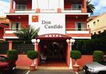 Hôtel Santa Úrsula - Hotel Don Cándido-1