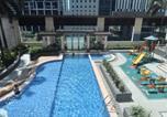 Location vacances Makati City - Mckinley Park Residences Netflix @St. Lukes-2