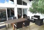 Location vacances Bassussarry - Agreable Villa Avec Piscine - 5min Biarritz-2