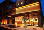Hôtel Japon - The Pocket Hotel Kyoto Shijo Karasuma