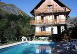 Location vacances Saint-Jean-d'Arves - Appartement 4 pers. avec balcon vue montagne 70839-1