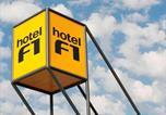 Hôtel Port-Lesney - Hotelf1 Dole-1