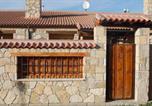 Location vacances Manjabálago - Gredos Casa Rural Los Treboles-1