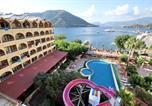 Hôtel İçmeler - Hotel Golmar Beach-3