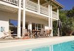 Location vacances Vielle-Saint-Girons - Holiday home Moliets 21 with Outdoor Swimmingpool-2