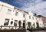 Hôtel Rossington - The Crown Hotel Bawtry-Doncaster-1