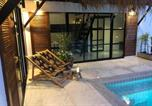 Location vacances Ko Libong - Seaview Pool Villa 4br - 5 mins walk to the beach - Klong Khong - Manao Villa 15-3
