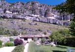 Location vacances Abánades - Preciosa casa con jardín en el Río Dulce-4